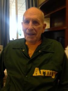 Veteran Mr. Brier