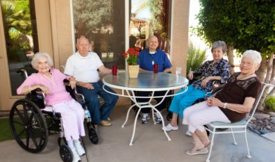 Extended Family Assisted Living